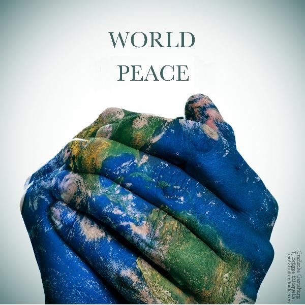 Bildquelle Plusoneshutterstockcom: Für Weltfrieden Ohne Imperialen Machtmissbrauch