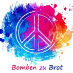 Peace-Sign - Bomben zu Brot