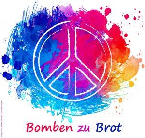 Peace-Sign - Bomben zu Brot