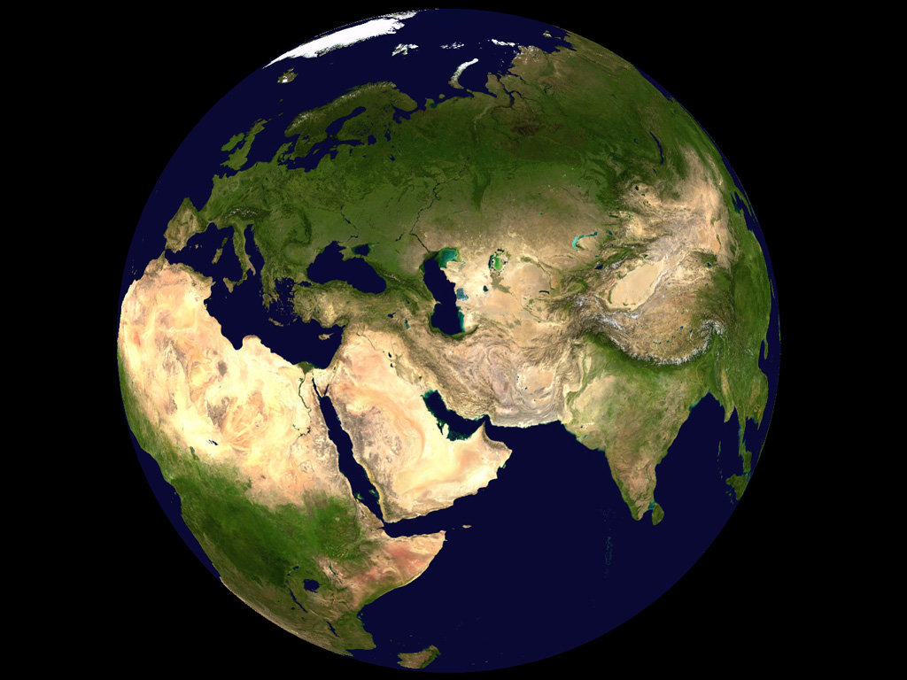 Die Globalisierung kommt bei uns an