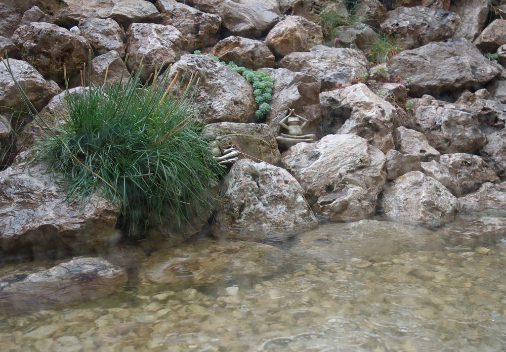 Am Wasser gebaut
