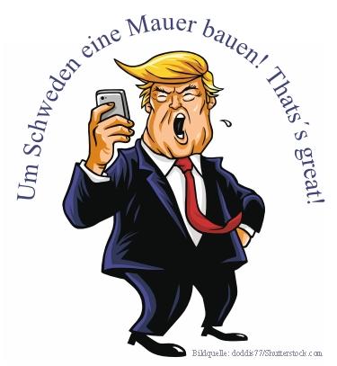 Mit Kettensägen für mehr Sicherheit – Trump twitters total truth