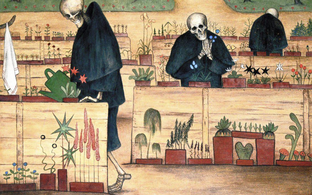 Corona und die Angst vor dem Tod